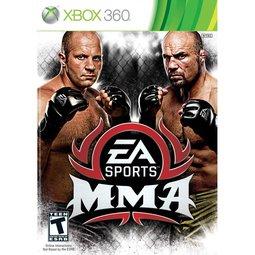 XBOX 360 MMA 實況格鬥武者 EA SPORTS MMA -英文美版-
