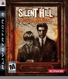 PS3 沈默之丘 沉默之丘:歸鄉 Silent Hill:Homecoming -英文美版-