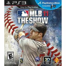 PS3 MLB 2011 THE SHOW 美國職棒大聯盟 11 (相容Move與3D顯示)-英文美版-