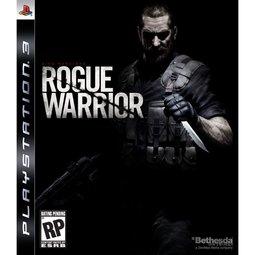 PS3 海豹神兵(俠盜勇士)Rogue Warrior -英文美初版-