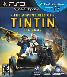 PS3 丁丁歷險記:獨角獸號的秘密 The Adventures of TINTIN (相容PS MOVE與3D顯示)-英文版-