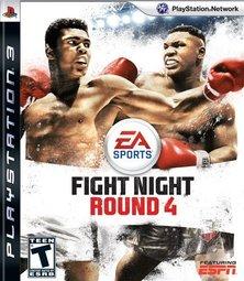 PS3 勁爆實況拳擊 第四回 Fight Night Round 4 -英文紅盒白金美版-