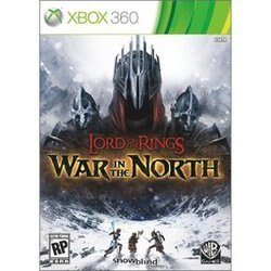 XBOX 360 魔戒:北方之戰 The Lord of the Rings:War in the North -英文版-