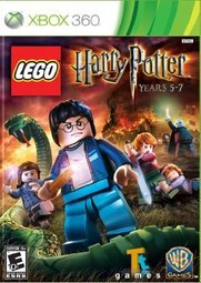 XBOX 360 樂高哈利波特:5-7學年 LEGO Harry Portter:Years 5-7 -英文白金版-