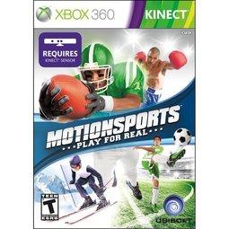 XBOX 360 體感運動 Motion Sports (Kinect必須) -英文美版-