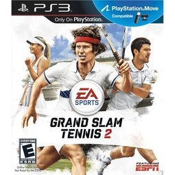 PS3 網球大滿貫2(相容Move) Grand Slam Tennis 2 -英文美版-