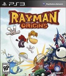 PS3 雷曼超人 雷射超人:起源 Rayman:Origins -英文美版-