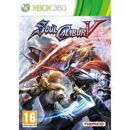XBOX 360 劍魂5 Soul Calibur V -英文日文亞版-