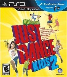 PS3 舞力全開 兒童版2(MOVE必須) Just Dance Kids 2 -英文美版-