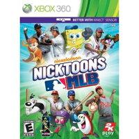 海綿寶寶兒童玩具推薦到XBOX 360 海綿寶寶與派大星之尼克卡通MLB美國職棒大聯盟 Nicktoons MLB(相容Kinect) -英文美版-就在2097 電玩玩具公仔舖推薦海綿寶寶兒童玩具