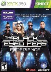 XBOX 360 黑眼豆豆的巨星舞會體驗 限定版(Kinect必須) The Black Eyed Peas Experience -英文美版-
