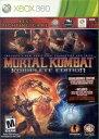 XBOX 360 真人快打9完整版 Mortal Kombat:Komplete Edition -英文版-