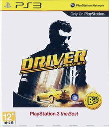 PS3 極道車魂:舊金山 Driver:San Francisco ~英文版~