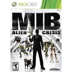 XBOX 360 MIB星際戰警:異型危機 Alien Crisis -英文版