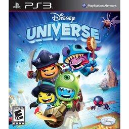PS3 迪士尼瘋狂世界(迪士尼宇宙) Disney Universe -亞洲英文版-