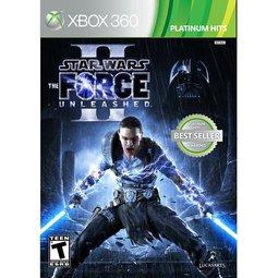 XBOX 360 星際大戰:原力解放釋放對決2 Star Wars: The Force Unleashed 2 -英文白金版-