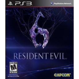 PS3 惡靈古堡6 Biohazard 6 Resident Evil 6-英文版-