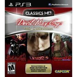 PS3 DMC惡魔獵人HD三合一高畫質合輯 Devil May Cry Collection -英日文版-