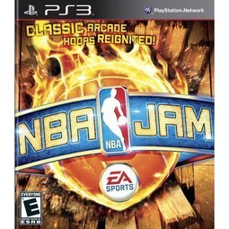 PS3 NBA JAM 灌爆王-英文美版-