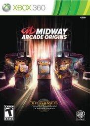XBOX 360 Midway 31款 大型電玩 合輯:起源 Midway Arcade