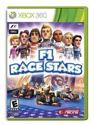 XBOX 360 F1巨星卡丁車賽車大賽 F1 Race Stars -英文美版-
