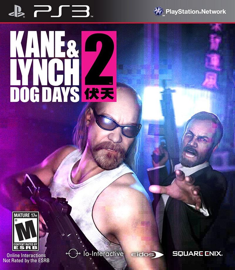 PS3 喋血雙雄2:伏天 Kane & Lynch 2 Dog Days-英文美版-
