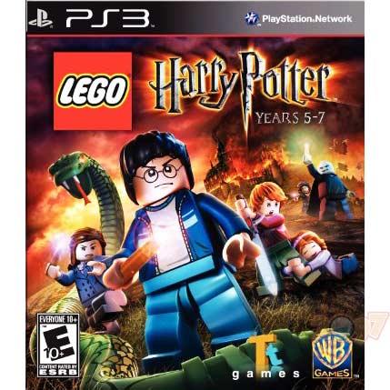 PS3 樂高哈利波特:5-7學年 LEGO Harry Portter:Years 5-7 -英文美版-