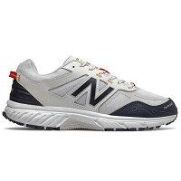New Balance 美國慢跑鞋/跑步鞋推薦New Balance 510 男鞋 女鞋 慢跑 越野 2E 寬楦 緩震 輕量 白 藍【運動世界】MT510WB4