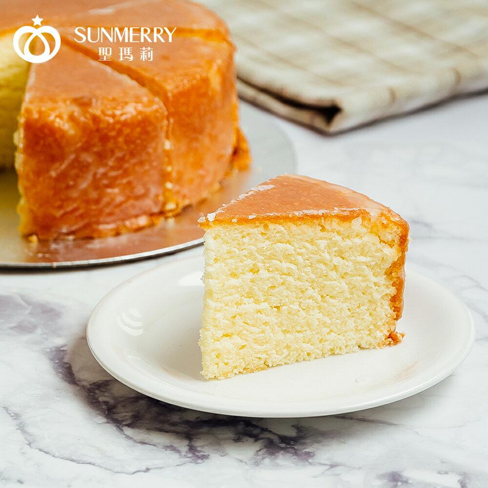 老奶奶檸檬蛋糕(7吋)