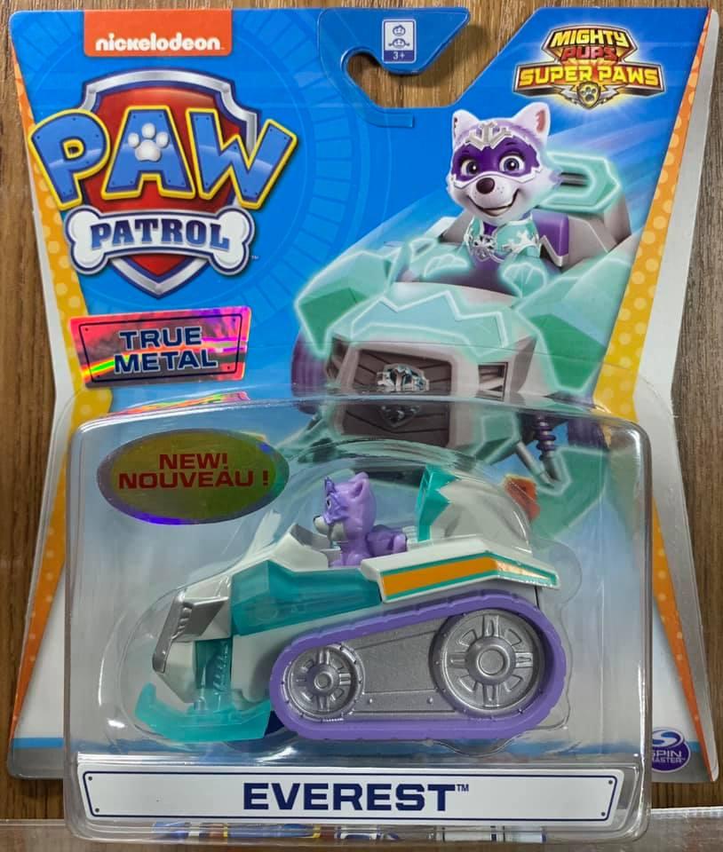☆勳寶玩具舖【 】汪汪隊立大功 PAW PATROL 合金車輛組--珠珠 Everest