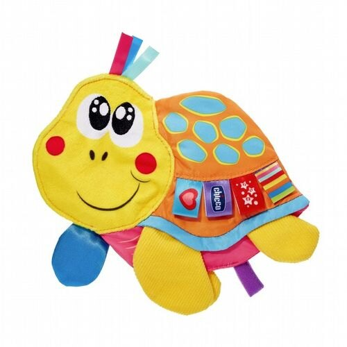 Chicco 可愛烏龜觸感玩具★愛兒麗婦幼用品★