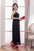 時尚洋裝 小禮服推薦到[瑪嘉妮Majani]- 甜美 氣質 大尺碼 小禮服 晚禮服 晚宴服 新娘服 L~3XL 特價890元免運 ld-491