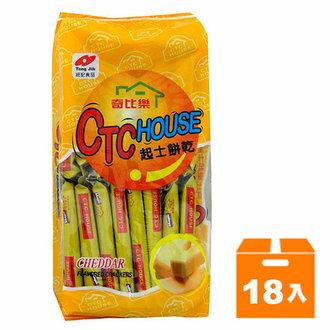 奇比樂 起士餅乾 320g (18入)/箱