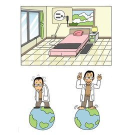 [居家電磁波衛生學] 特別呼籲:睡床周圍1.5公尺內不要有帶電的電線/電器,手機開飛航!