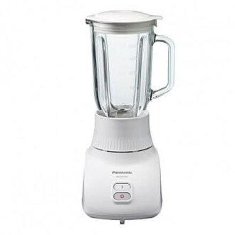 Panasonic 國際牌 1公升 1000ml玻璃杯 不鏽鋼刀果汁機 MX-GX1051 活力氧果汁 公司貨