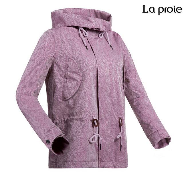 La proie 女式提花風衣 CF1672084 1