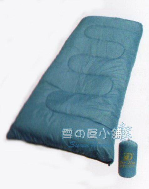 ╭☆雪之屋戶外休閒館☆╯@P21-4方型兒童睡袋DJ8001@保睡被/幼稚園午睡枕被