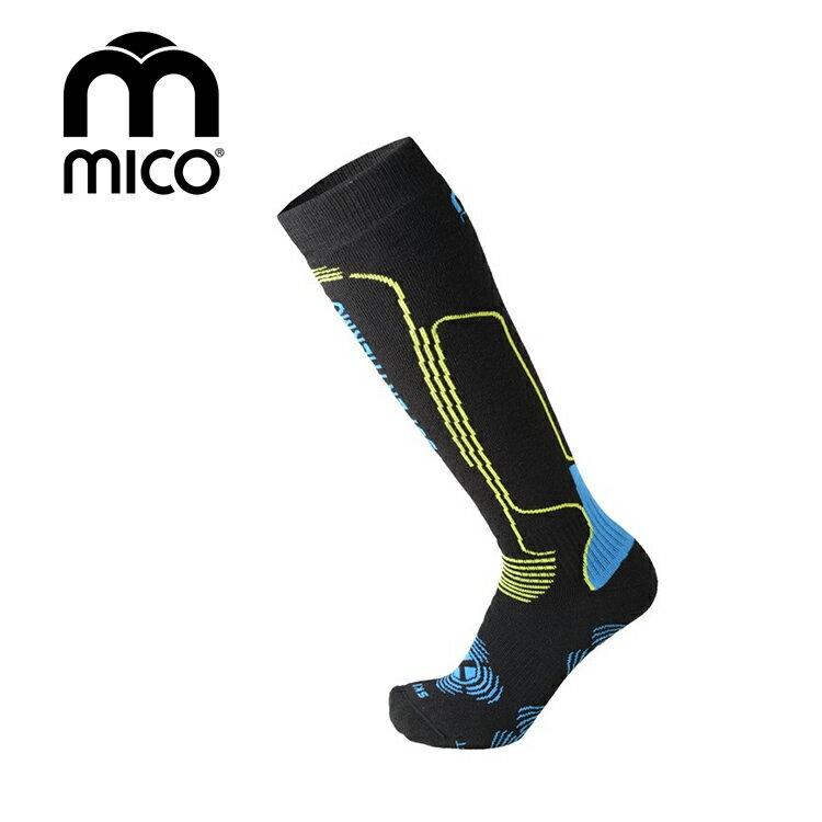 mico  美麗諾羊毛滑雪襪CA0116    /  城市綠洲 0