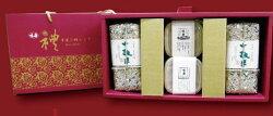味榮 展康 十穀養生禮盒(十穀米 味噌)