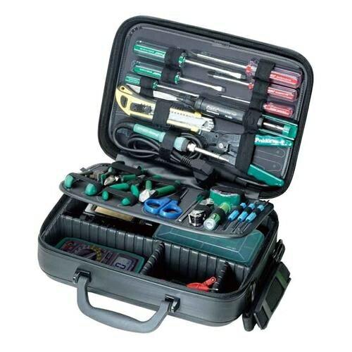 Pro'sKit寶工1PK-710KA基本電工維修工具組(30件組)110V