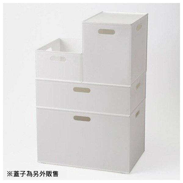 收納盒 橫式半格型 N INBOX GY NITORI宜得利家居 6