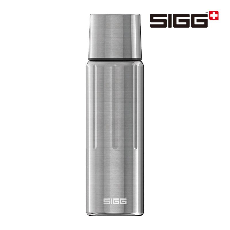 SIGG GEMSTONE IBT 不銹鋼保溫瓶 0.5L 銀色 - 限時優惠好康折扣