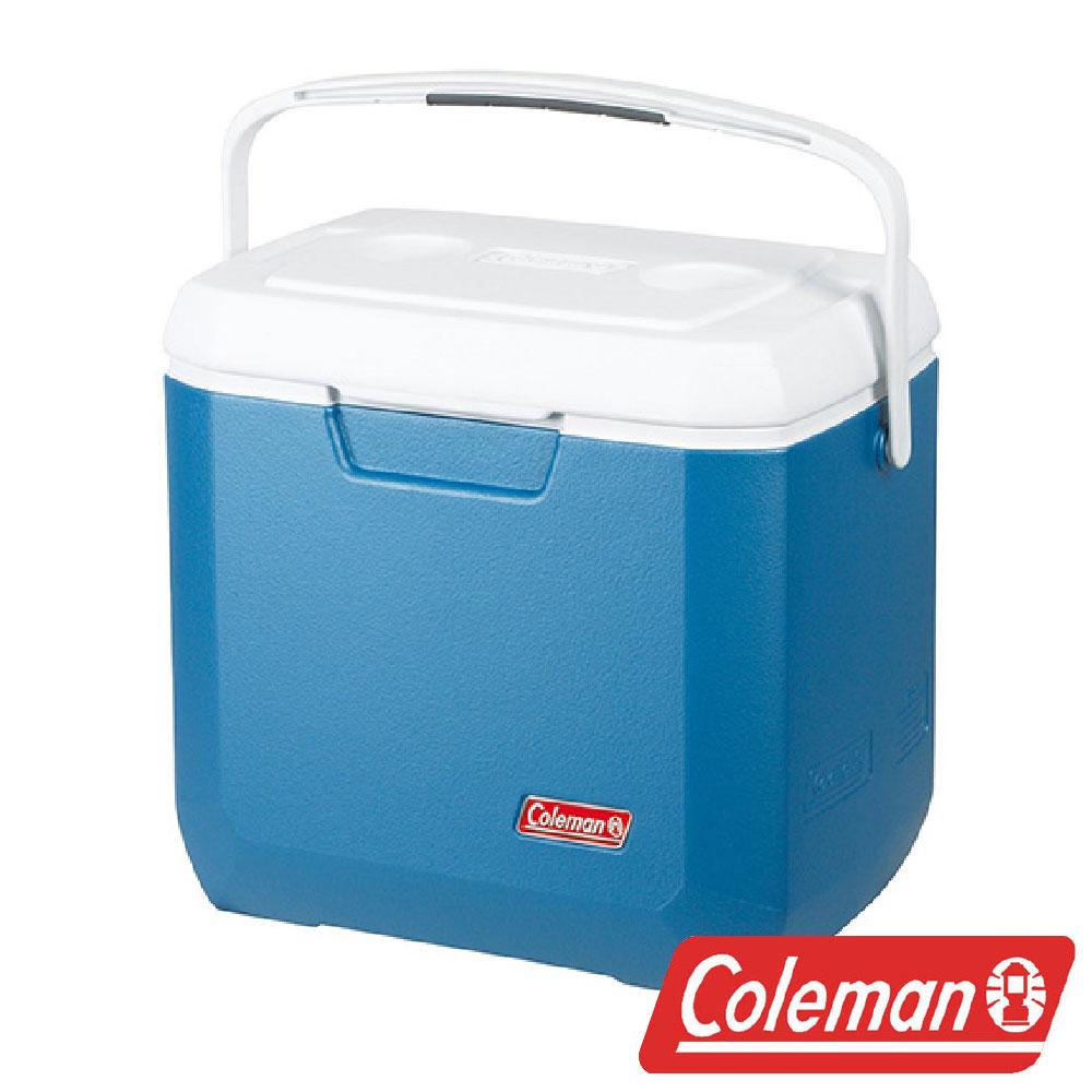 【美國Coleman】26L XTREME海洋藍 手提冰箱 CM-31629 露營 冰桶 保冷 保溫 保冰