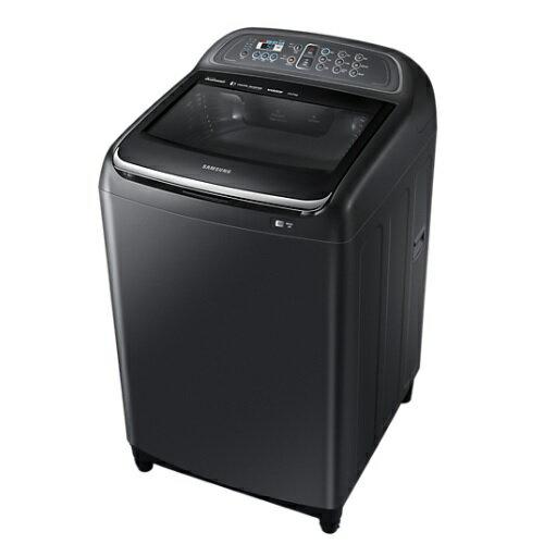 ~新上市~ SAMSUNG 三星 WA16J6750SV/TW 16公斤 双效手洗系列 直立式洗衣机(奢华黑)