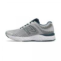 New Balance 美國慢跑鞋/跑步鞋推薦【NEW BALANCE】NB 680 跑鞋 運動鞋 針織 透氣 輕量 灰 男鞋 -M680CG62E