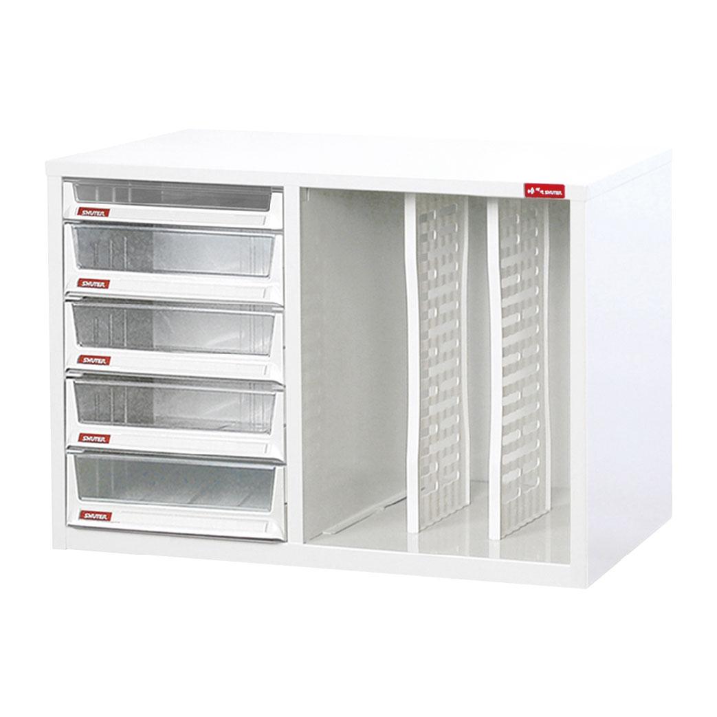 A4XM1-4H1P2V桌上型樹德櫃 檔案整理 文件櫃 收納 社團用文書櫃 分類 資料櫃