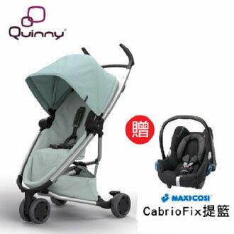 【贈提籃】荷蘭【Qunniy】ZAPP X FLEX 標準版嬰兒手推車(三輪/ 獨立雙把手)-11色 9