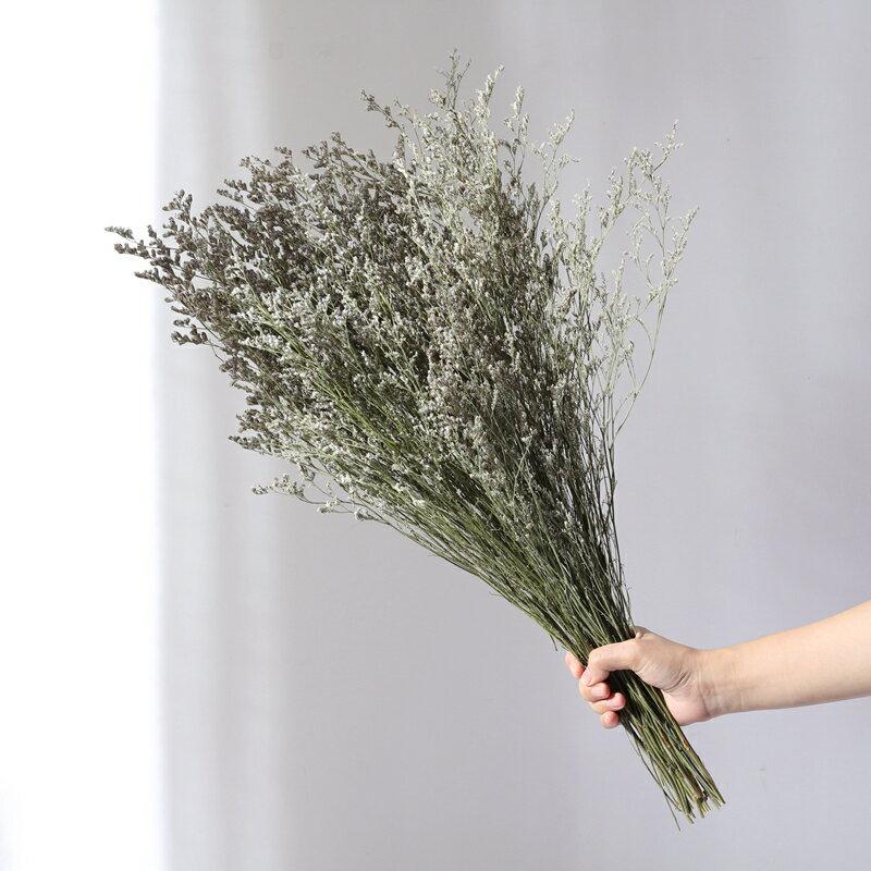 乾燥花 情人草 整束 勿忘我 永生花 仿真花 素材 不凋花 保鮮花 人造花 乾燥花束 花藝設計 婚禮佈置 新娘捧花