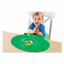兒童學習餐墊-Baby Joy World-【美國 Summer Infant】 防水學習餐墊 Tiny Diner 2 第二代新款-綠色