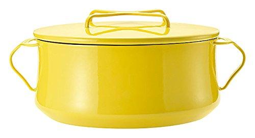 4000ML丹麥DANSK(附蓋23CM)琺瑯雙耳鍋DANSKKobenstyleCasserole4色北歐風格廚具搬家禮物